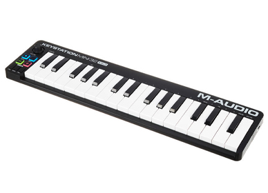 buy online  M-Audio KeyStation 61 MK3 with free home delivery