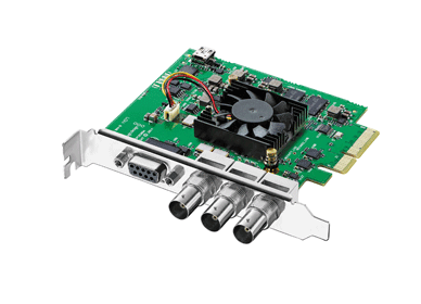 Buy Online Blackmagic Design Decklink Sdi 4kat Best Price In India Avedit In