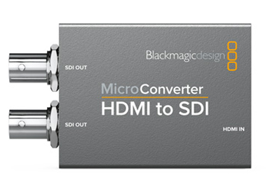 buy online Blackmagic Teranex Mini - SDI to Analog 12G with free home delivery