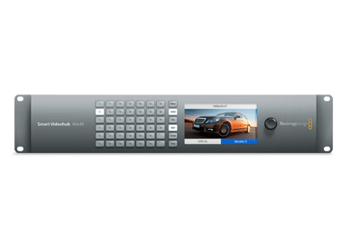 buy online Blackmagic Design Videohub Master Control with free home delivery