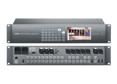 buy online BlackMagic Design ATEM 1 ME Production Studio 4K with free home delivery